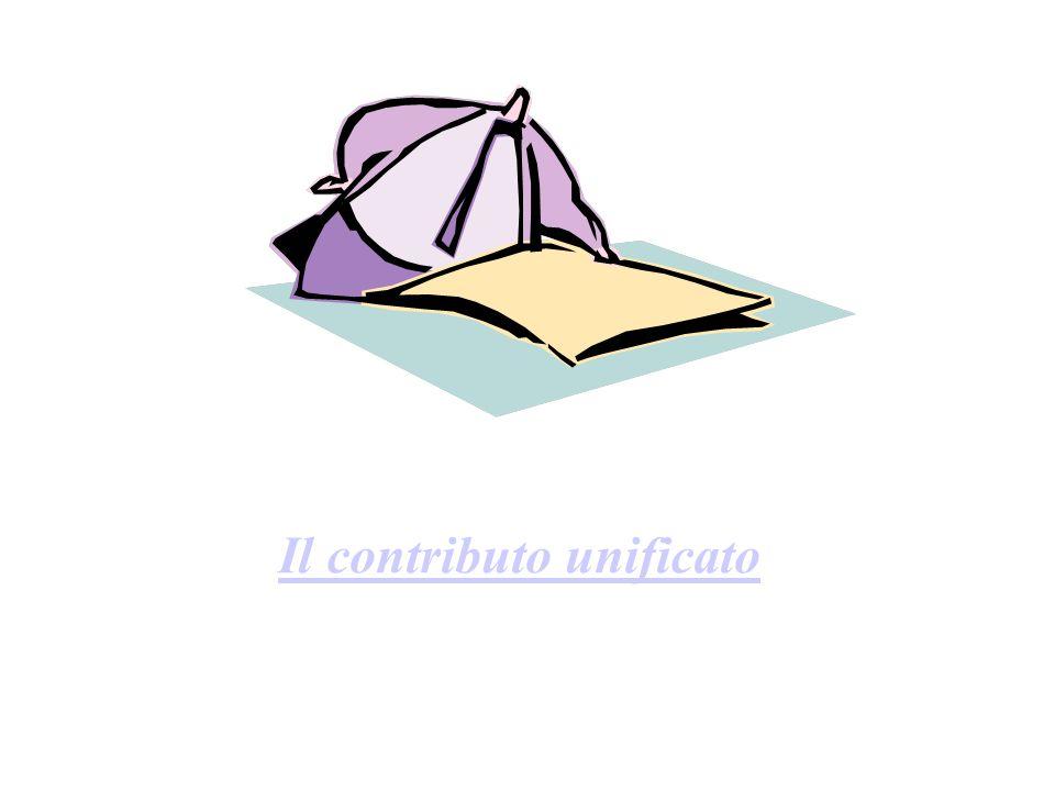 art.13 importi Contributo Unificato La formulazione dellarticolo 13 t.u.