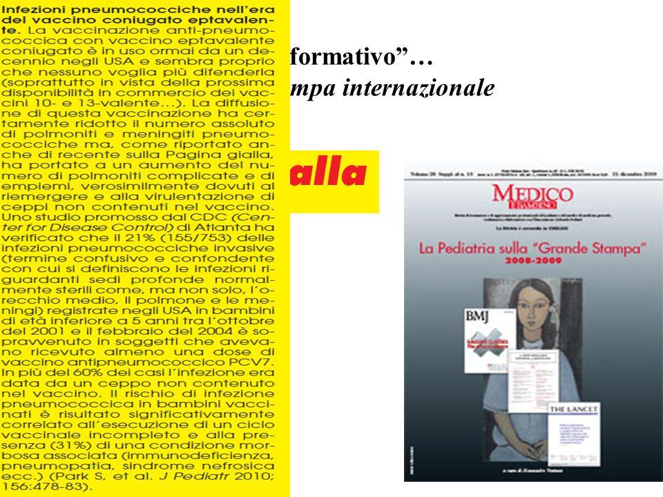 Sufficiente rigore (in)-formativo… guardando la grande stampa internazionale