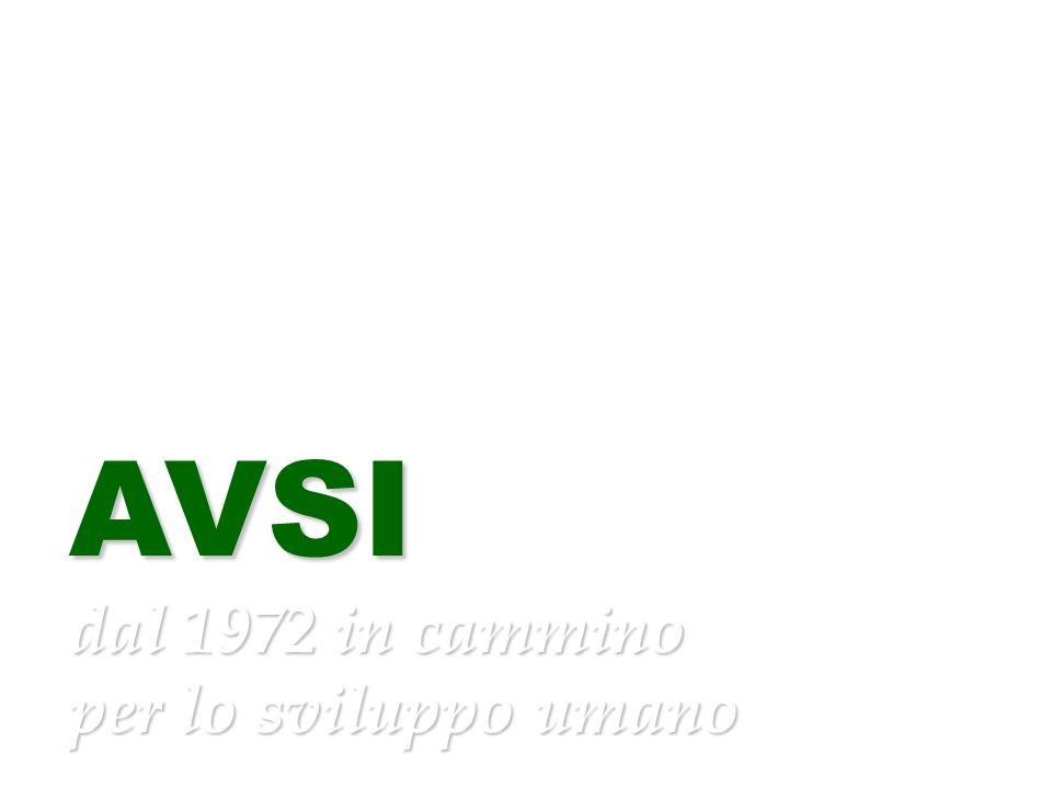 AVSI dal 1972 in cammino per lo sviluppo umano