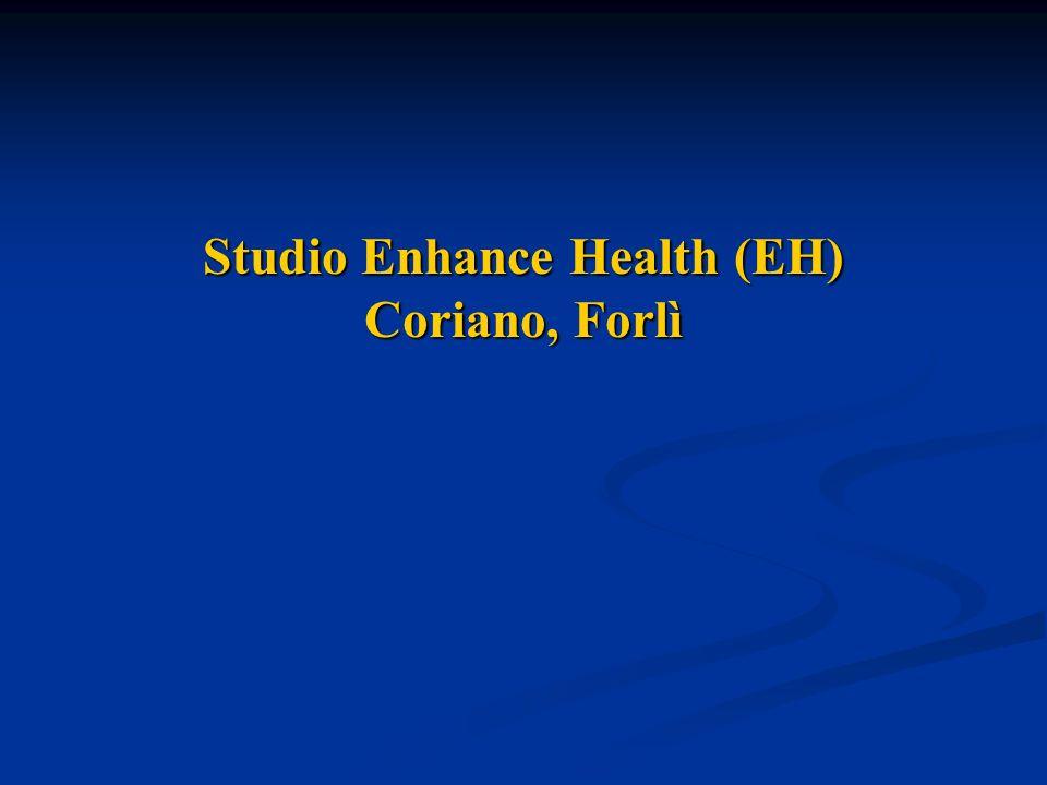 Studio Enhance Health (EH) Coriano, Forlì