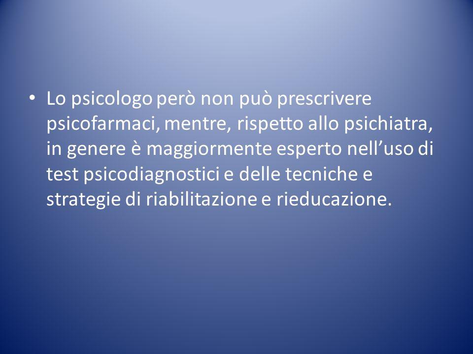Il criterio del destinatario, – prende in esame i diversi approcci che possono essere intrapresi dal terapeuta.