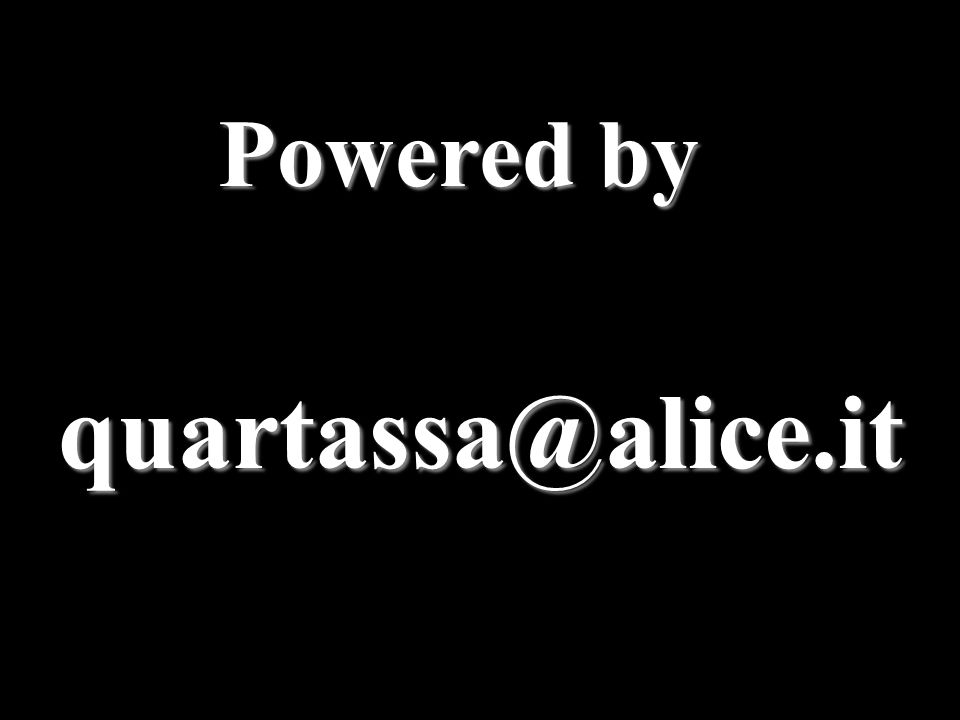 Powered by quartassa@alice.it