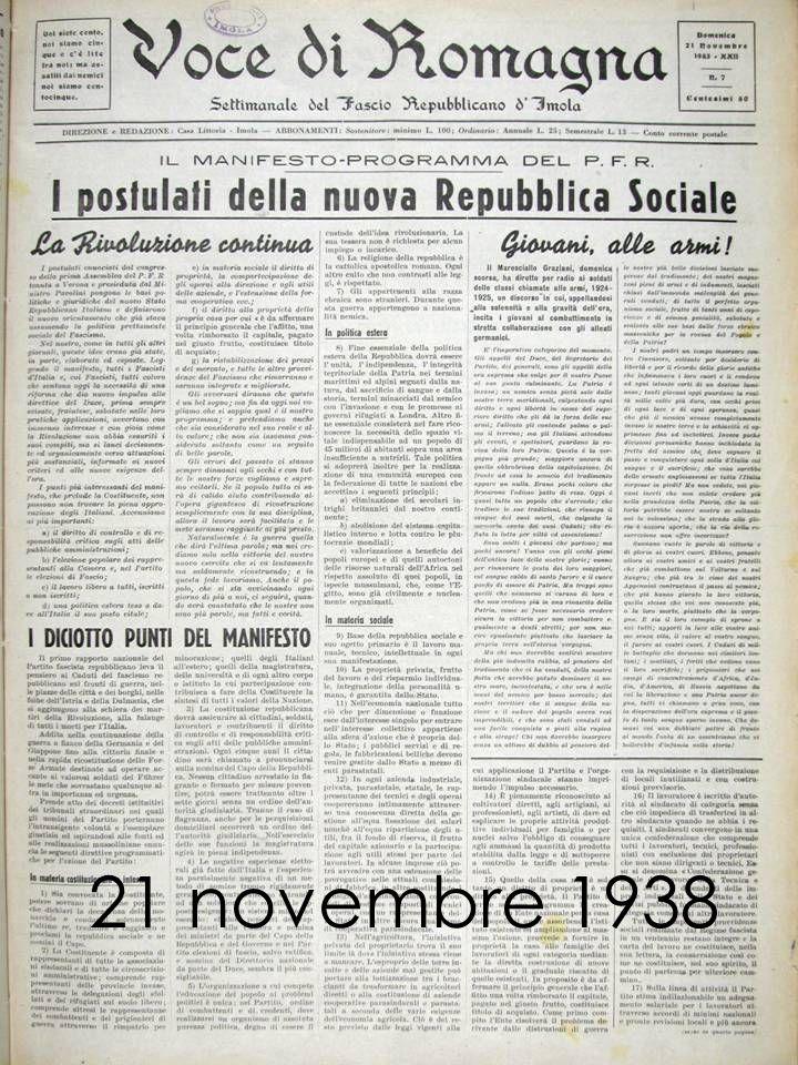 21 novembre 1938