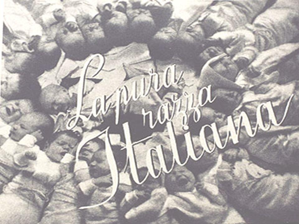 HAEC EST ITALIA DIIS SACRA I caratteri etnici e morali riscontrati nelle Regioni italiane … rimangono ancora così evidenti che sarebbe da proporre una