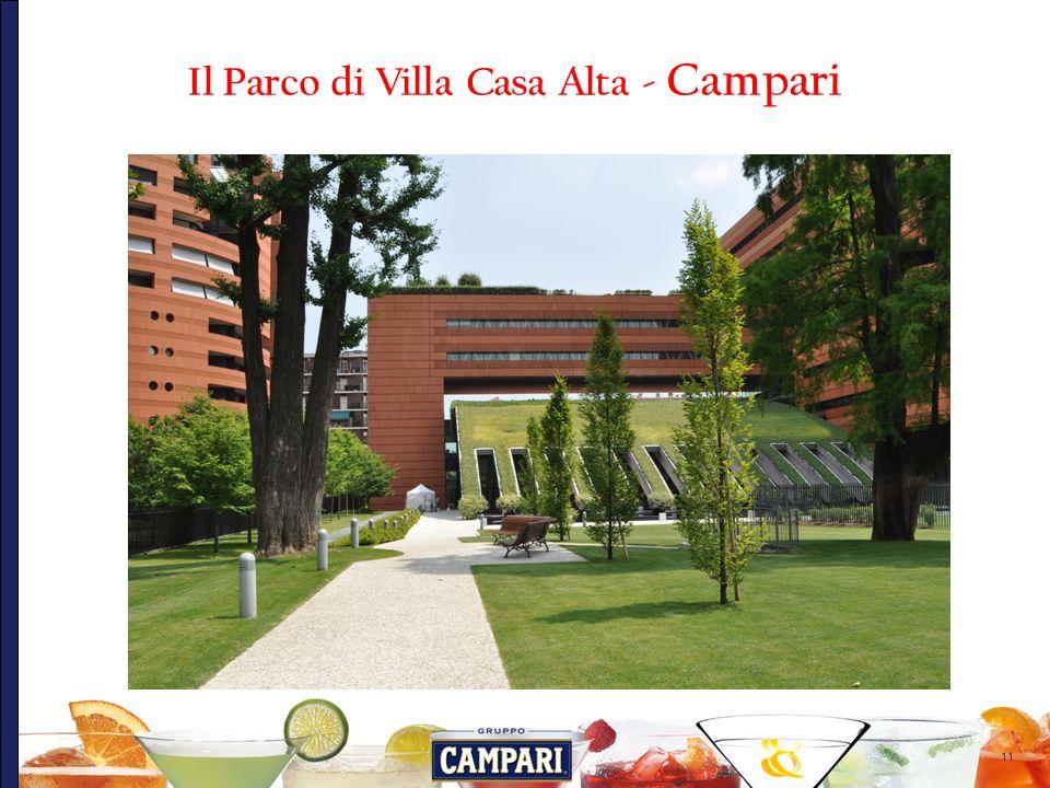 11 Il Parco di Villa Casa Alta - Campari