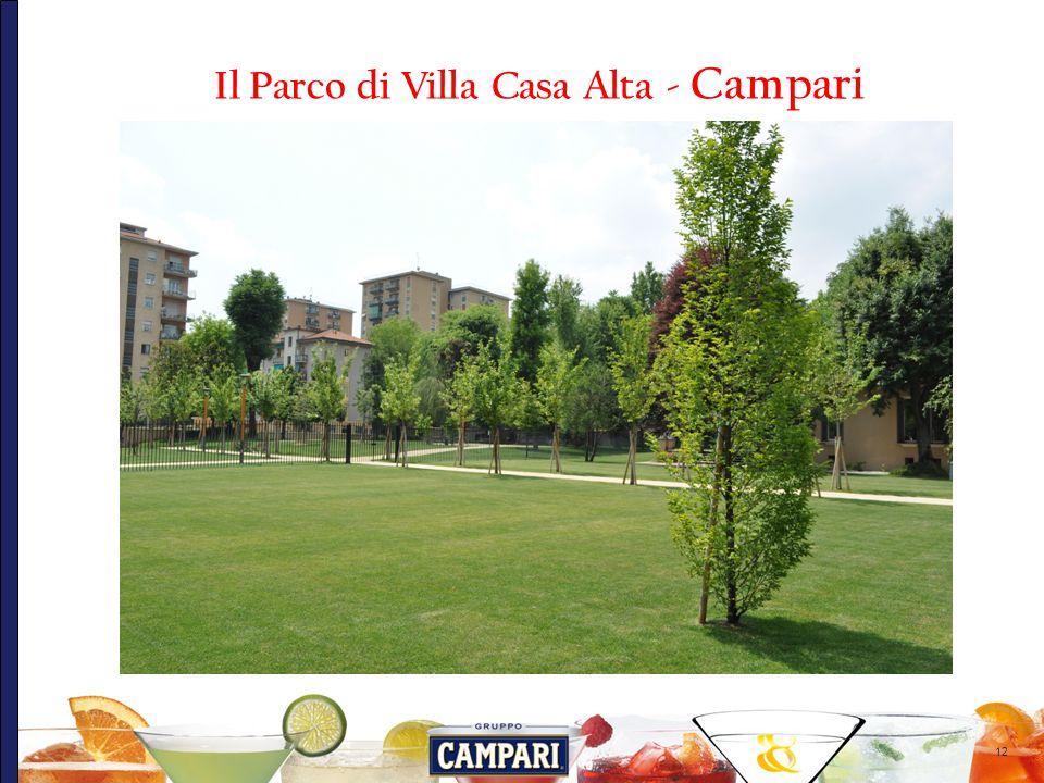 12 Il Parco di Villa Casa Alta - Campari