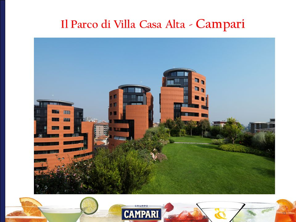 13 Il Parco di Villa Casa Alta - Campari