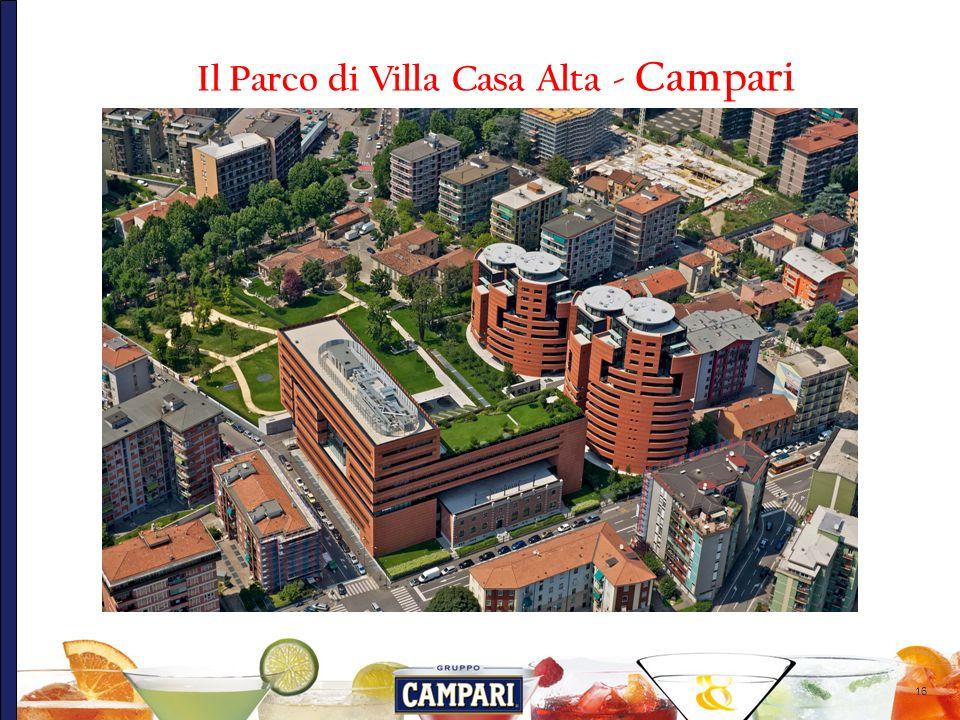 16 Il Parco di Villa Casa Alta - Campari