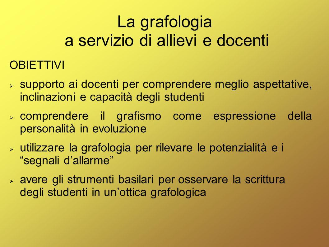 La grafologia al Liceo Lucrezio Caro nell a.s.