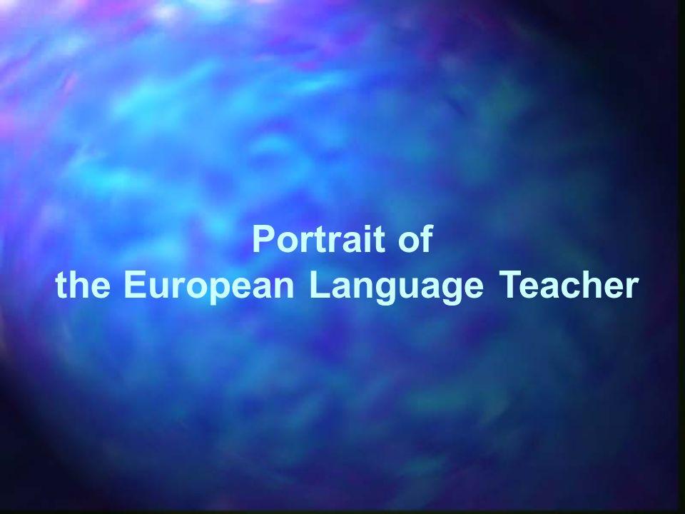 Portrait of the European Language Teacher