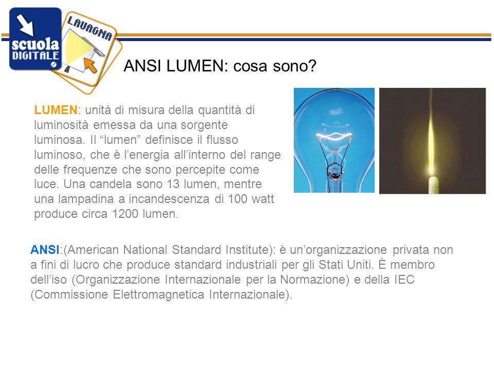 ANSI:(American National Standard Institute): è unorganizzazione privata non a fini di lucro che produce standard industriali per gli Stati Uniti. È me