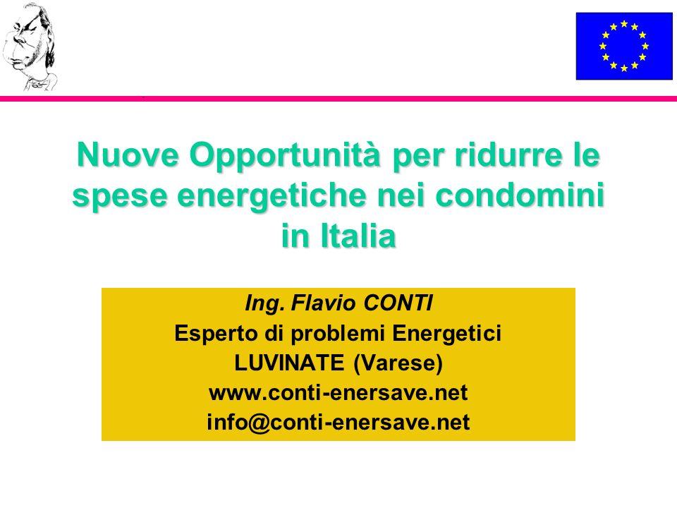La Convenienza Economica Molti Condomini hanno caldaie perfettamente funzionanti ma installate più di 10 anni fa.