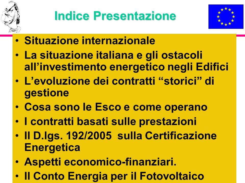 Provincia di Cremona Durata del contratto: 5 anni (1999 - 2003) Base dasta: £.