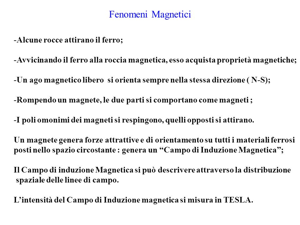 Magnetismo nucleare Nucleo 1 H 31 P 23 Na 12 C 14 N Momento magnetico nucleare Nucleo Rapporto giromagnetico