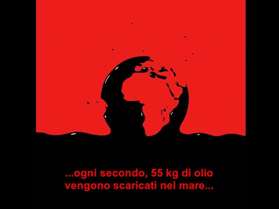 Partecipazione Pubblica www.transportlearning.net...ogni secondo, 55 kg di olio vengono scaricati nel mare...