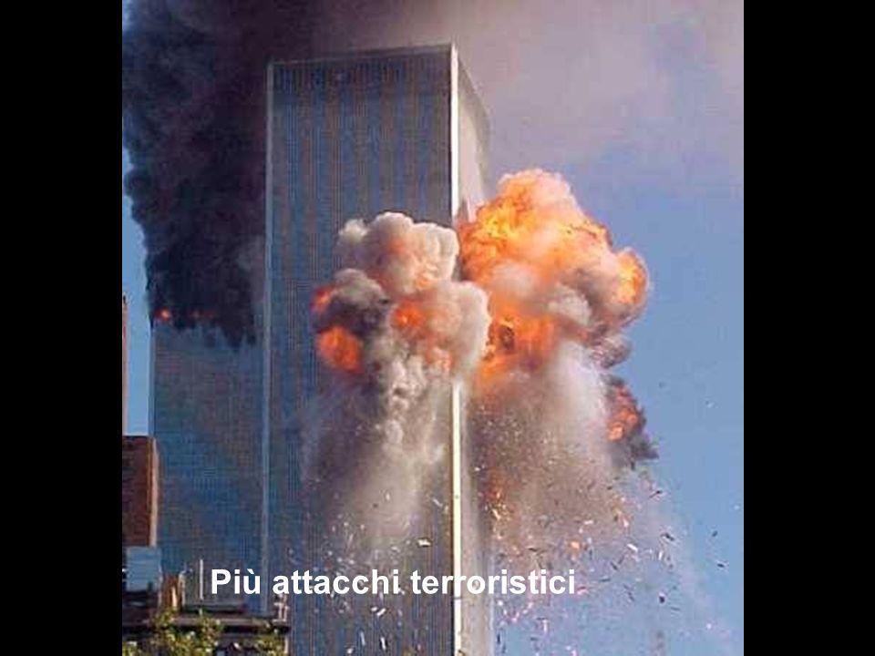 Partecipazione Pubblica www.transportlearning.net Più attacchi terroristici