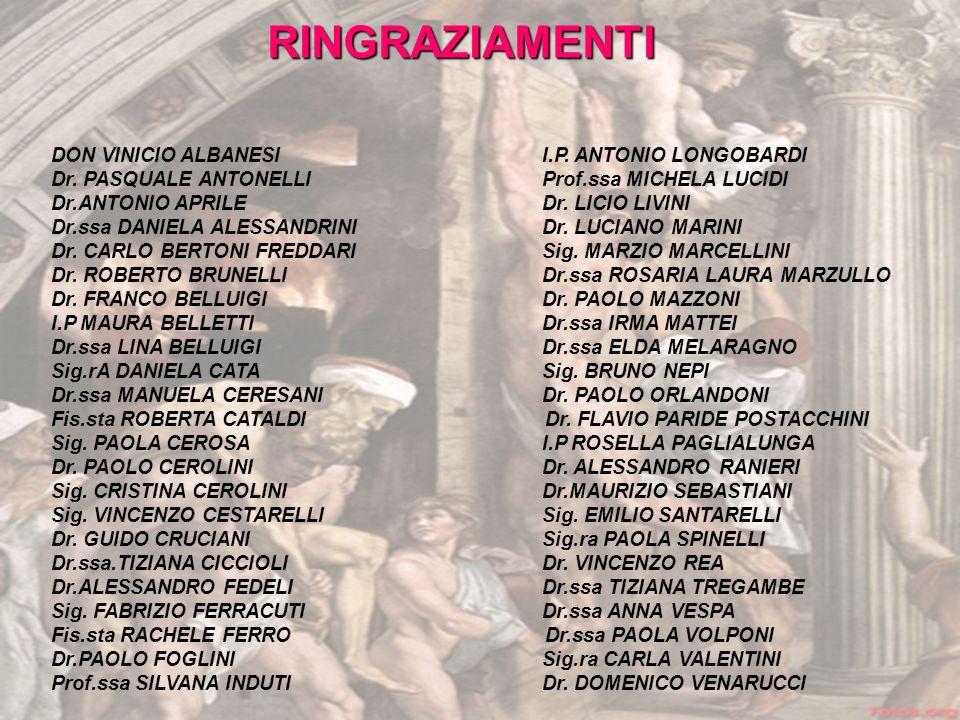 DON VINICIO ALBANESI I.P.ANTONIO LONGOBARDI Dr.
