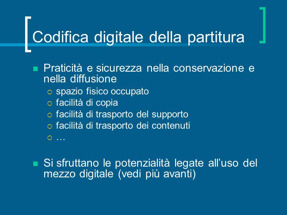 Limiti dellinformazione digitale Linformazione digitale non è eterna 1.