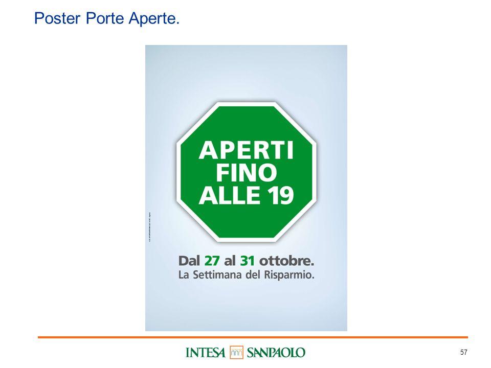 57 Poster Porte Aperte.