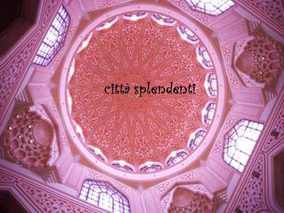 città splendenti