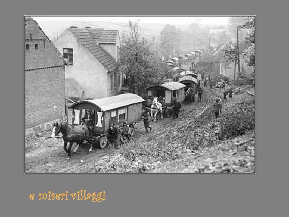 e miseri villaggi