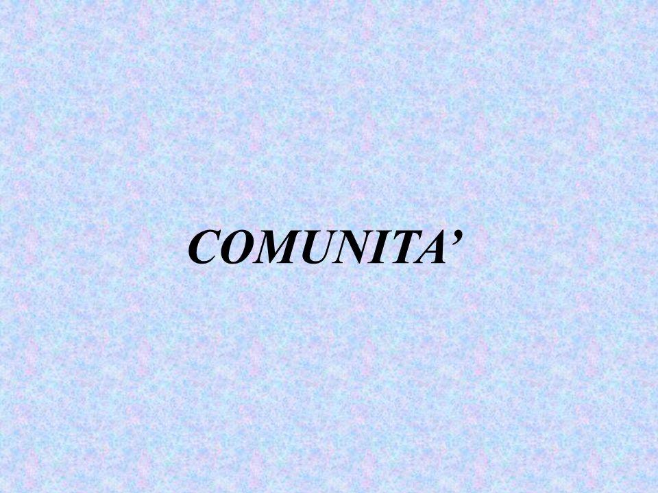COMUNITA