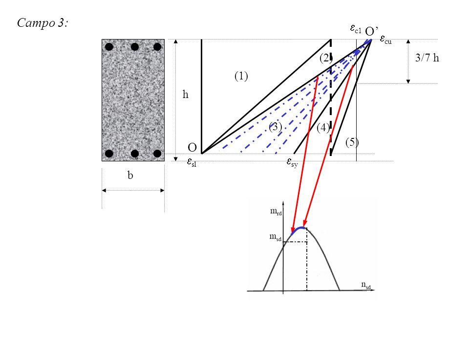 Campo 3: (1) (2) (3) sl sy cu c1 3/7 h h b (4) (5) O O