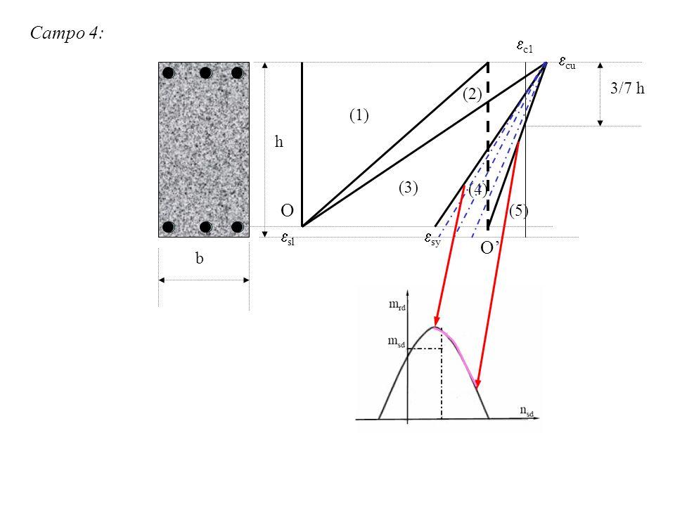 Campo 4: (1) (2) (3) sl sy cu c1 3/7 h h b (4) (5) O O