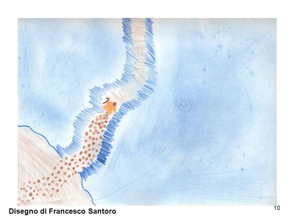 10 Disegno di Francesco Santoro