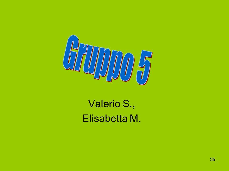 35 Valerio S., Elisabetta M.