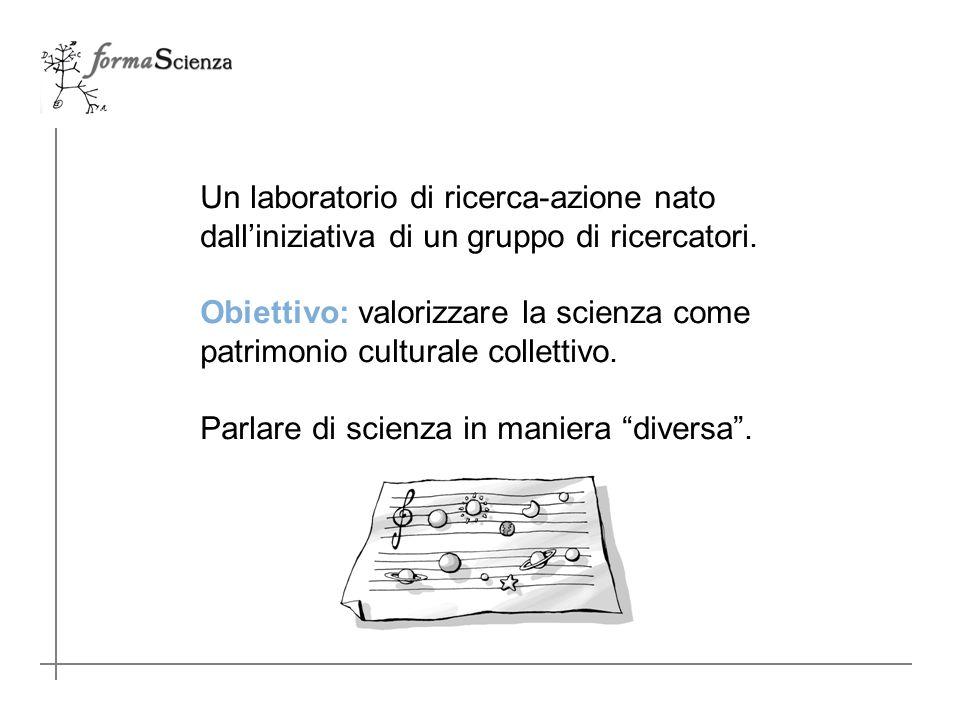 Un laboratorio di ricerca-azione nato dalliniziativa di un gruppo di ricercatori.