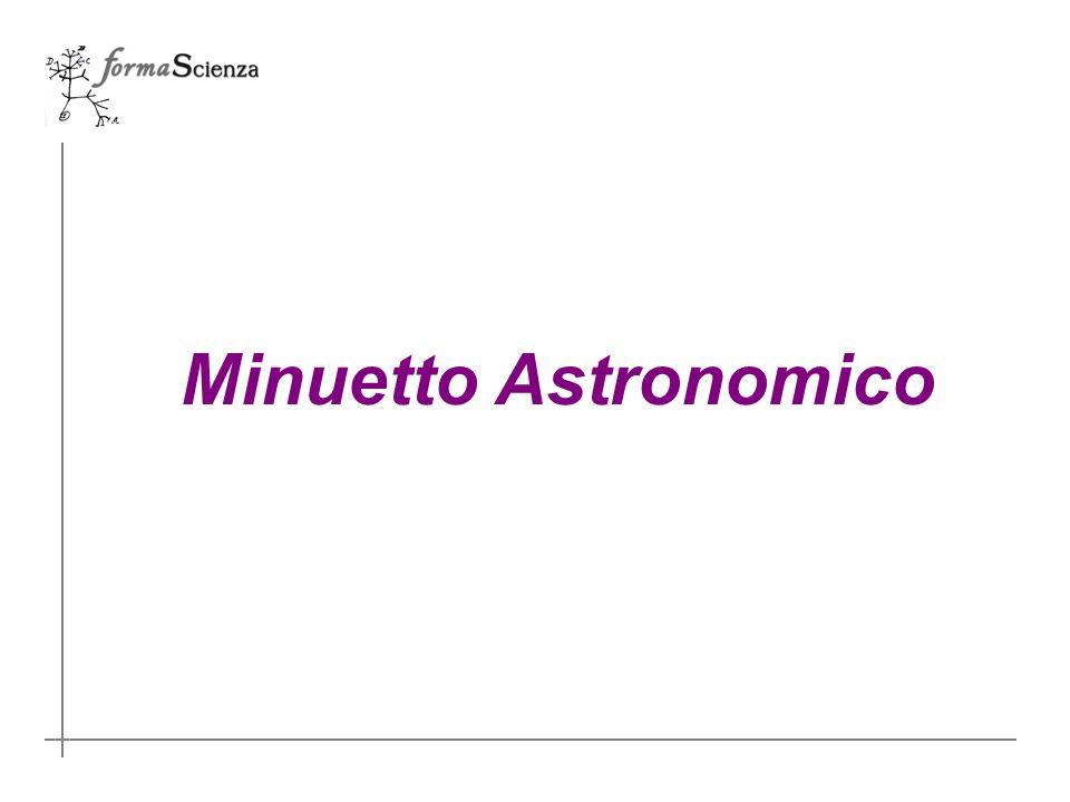 Minuetto Astronomico
