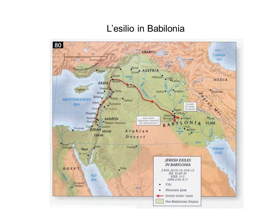 Lesilio in Babilonia