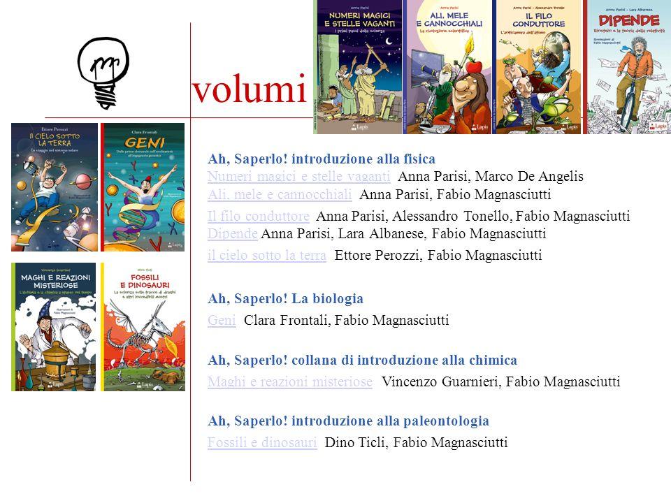 volumi Ah, Saperlo.
