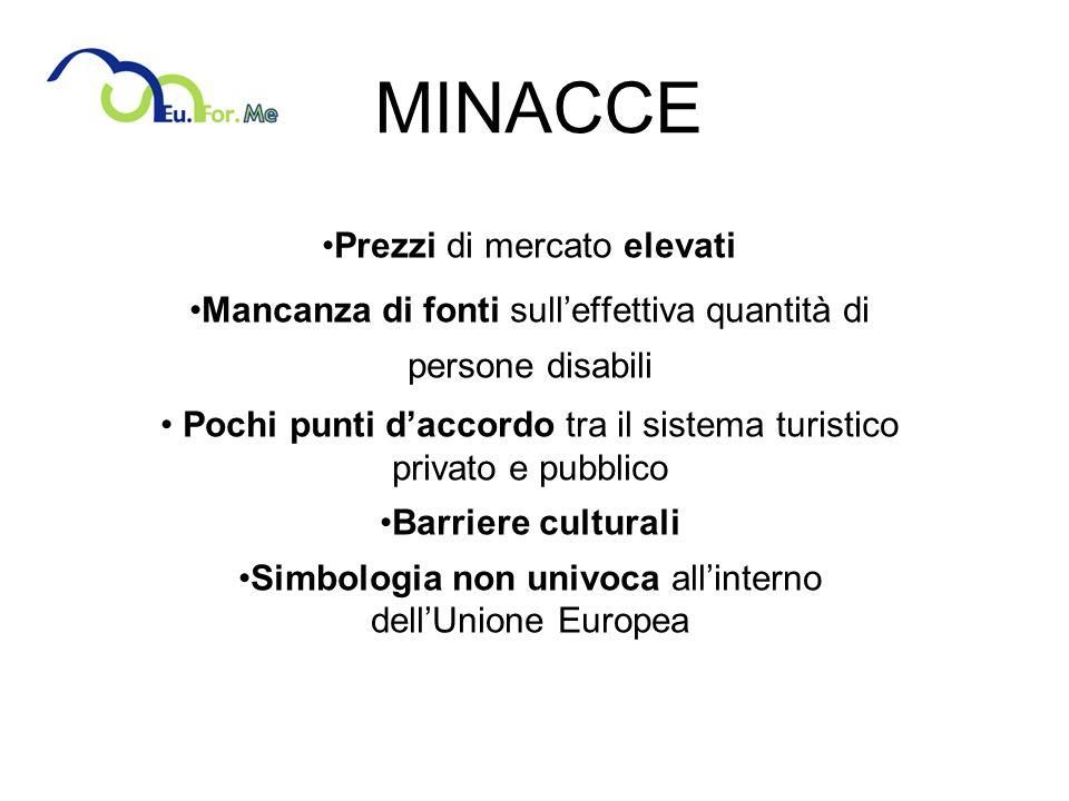 FONTI SUL TURISMO PER TUTTI IN ITALIA 1999: Indagine Iter-ENEA, nell ambito del progetto STAR-e raccolta dati quantitativi e qualitativi