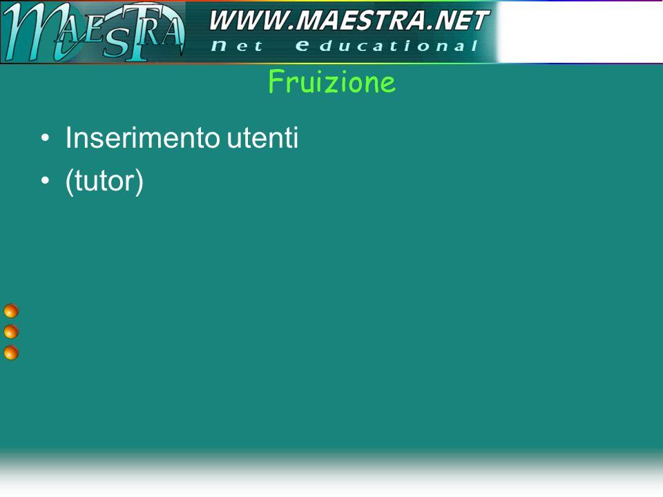 Test – feedback Revisione –Contenutistica –Tecnologica Feedback