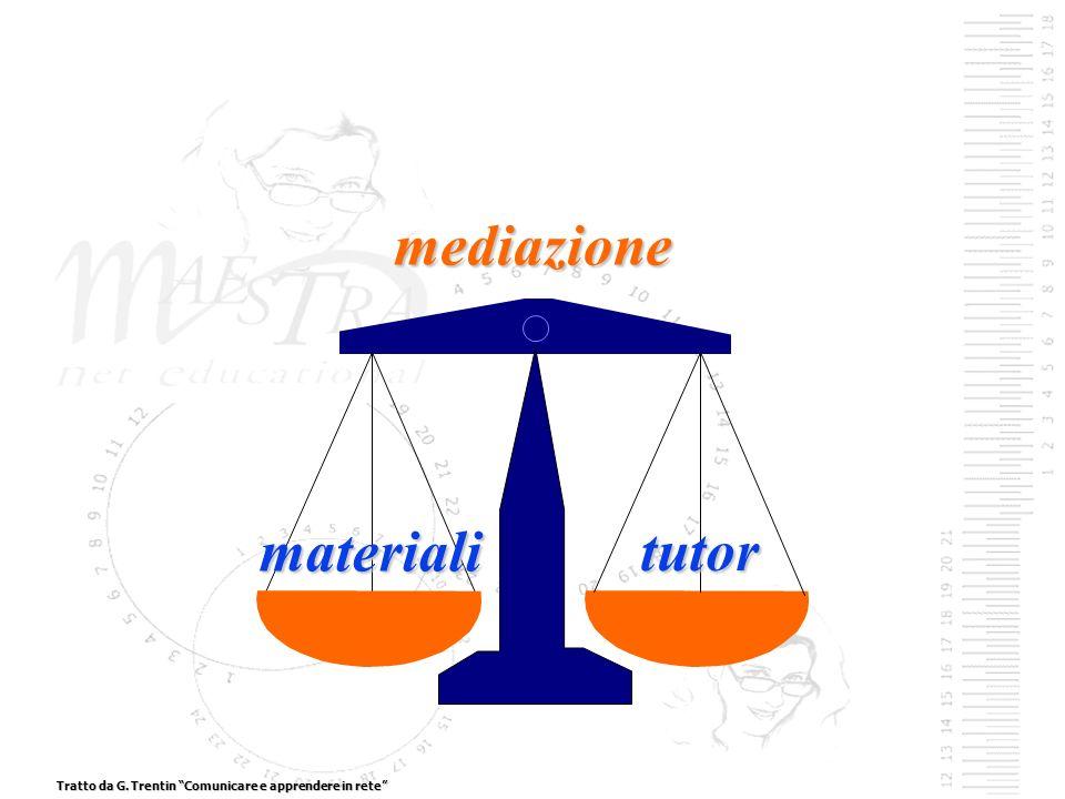 materiali tutor mediazione