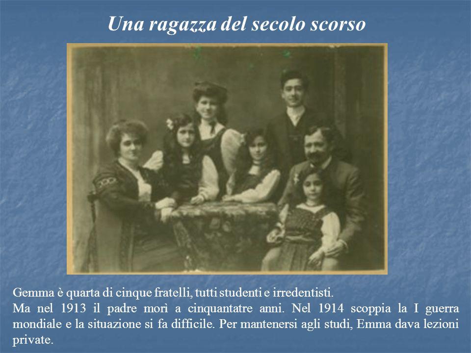 DELASEM Nel 1939 nasce la Delasem, per assistere ebrei rifugiatisi in Italia.