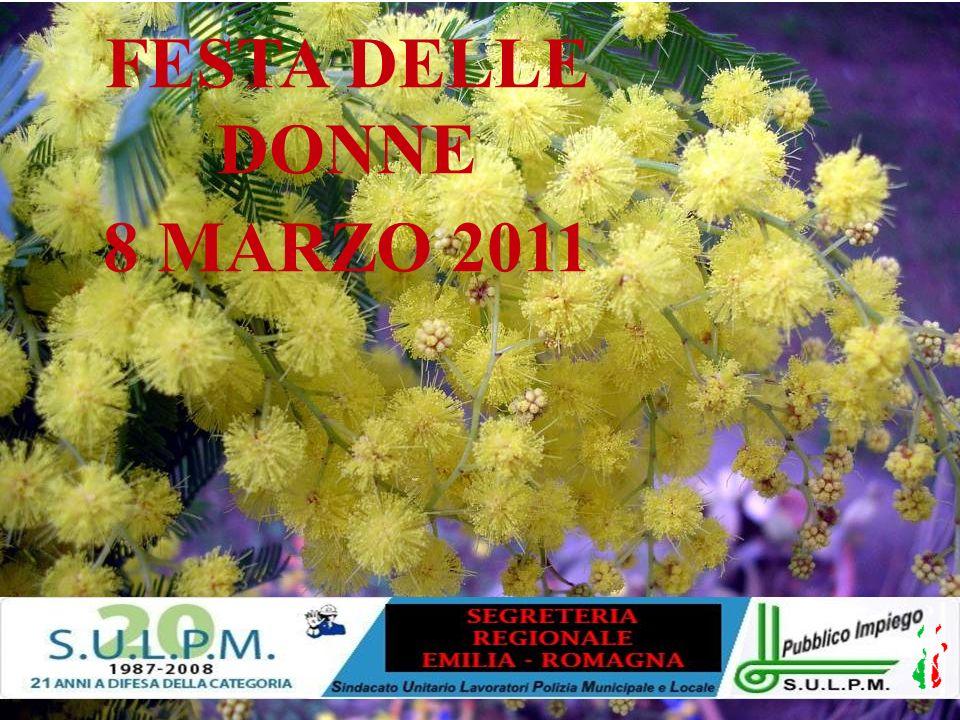 FESTA DELLE DONNE 8 MARZO 2011
