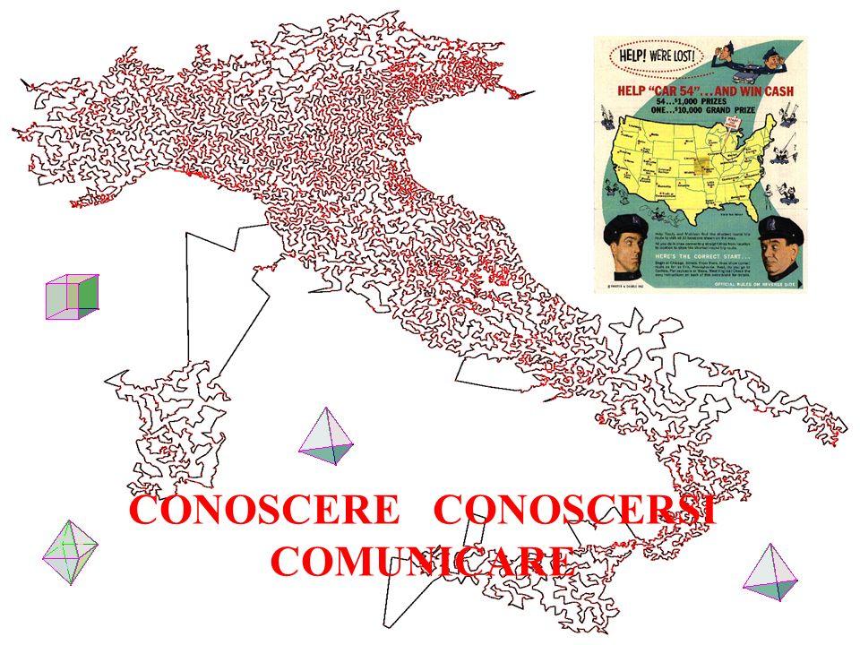 CONOSCERE CONOSCERSI COMUNICARE