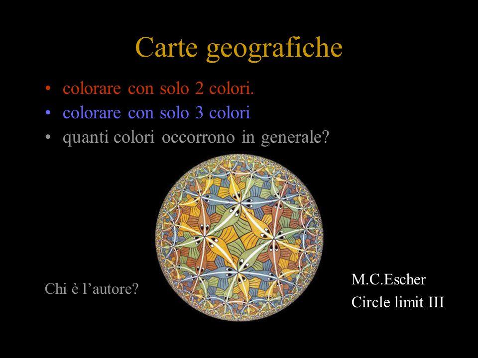 Parte SettimaConoscere - Conoscersi - Comunicare Sonia Fiori 21 Carte geografiche colorare con solo 2 colori. colorare con solo 3 colori quanti colori