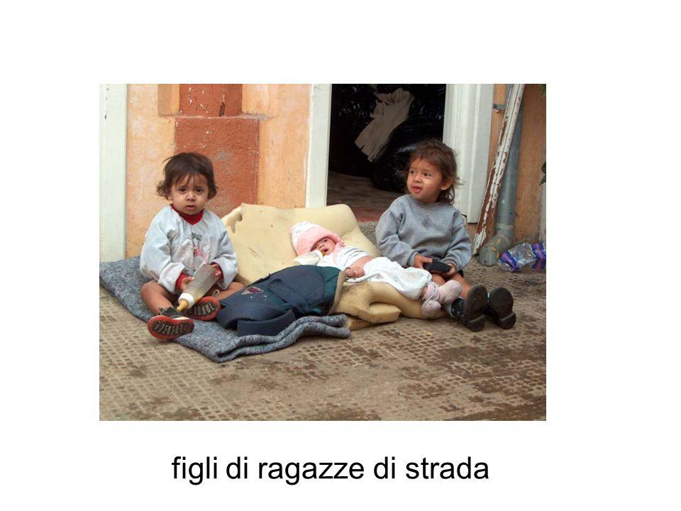 figli di ragazze di strada