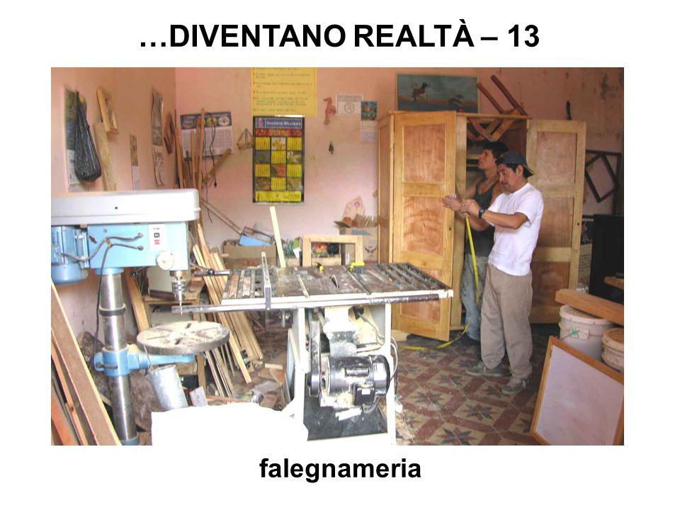 falegnameria …DIVENTANO REALTÀ – 13