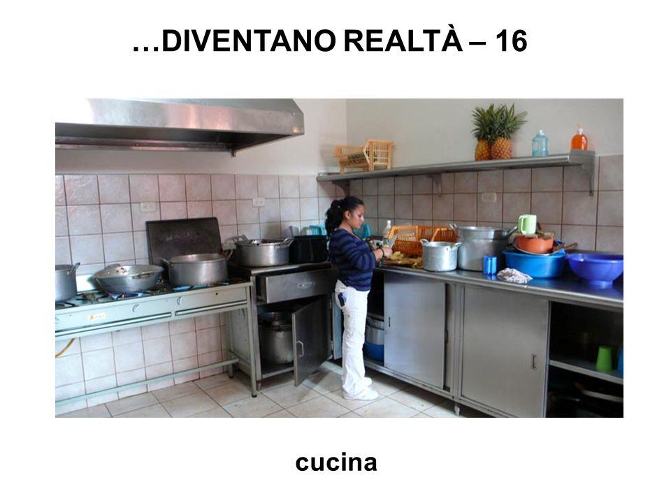 cucina …DIVENTANO REALTÀ – 16