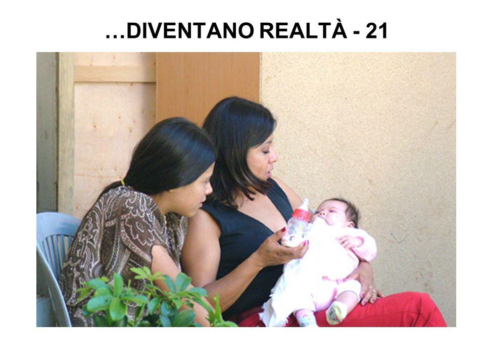 …DIVENTANO REALTÀ - 21