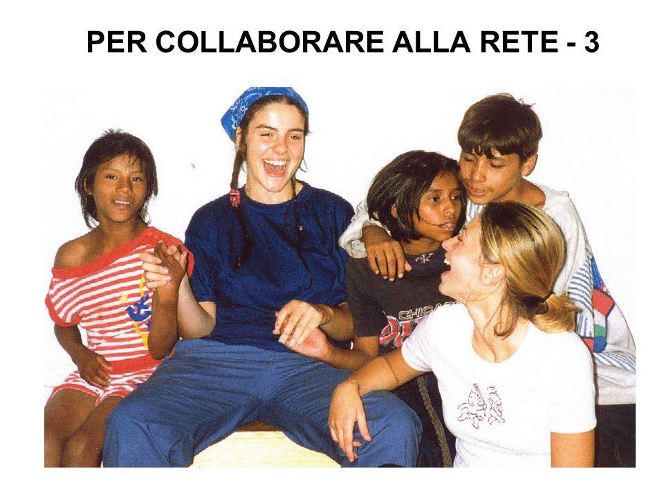 PER COLLABORARE ALLA RETE - 3