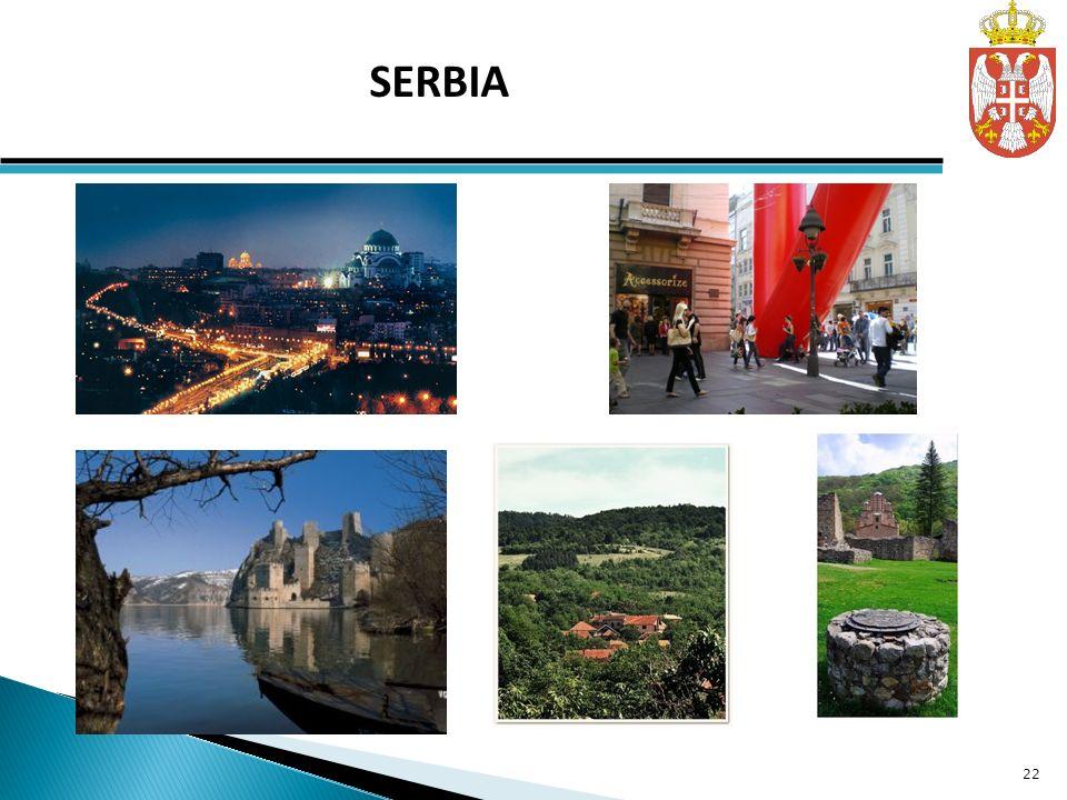 SERBIA 22