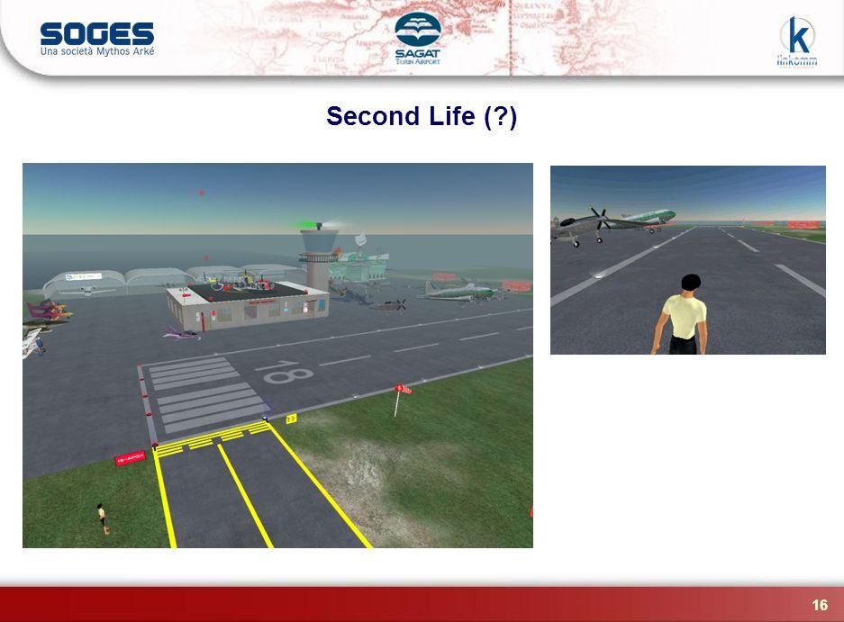 16 Second Life (?)