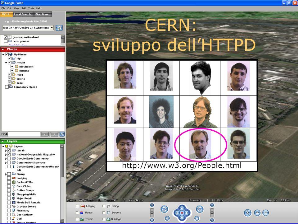1992 ISOC NSFnet arriva a T3 (44.736 Mb/s) 17000 reti 1000000 di host 33 nazioni connesse 50000 richieste ftp per mese viene presentato il World Wide Web