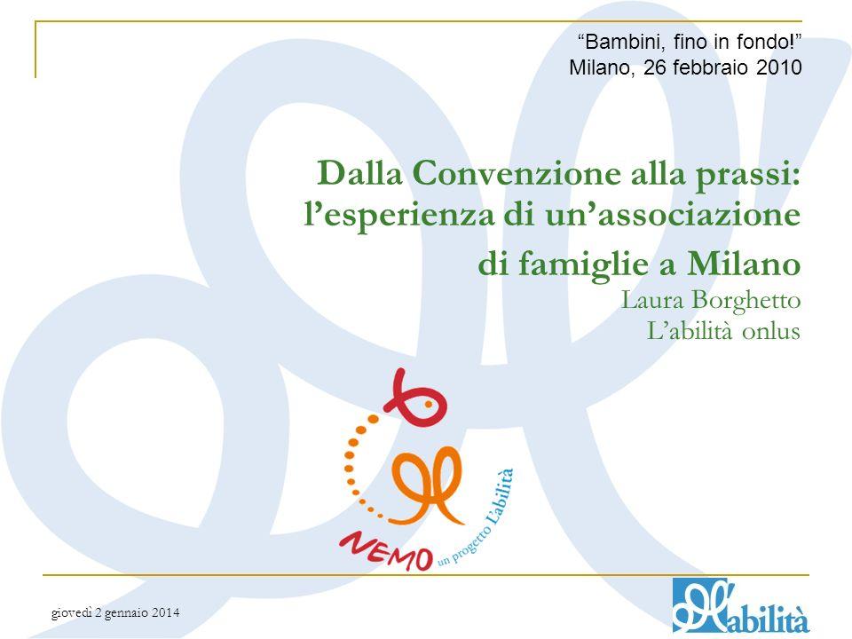 giovedì 2 gennaio 2014 Per togliere la fatica dobbiamo continuare lo scambio… www.labilita.org Grazie a tutti.